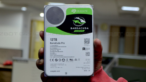 Seagate Barracuda Pro 12TB review