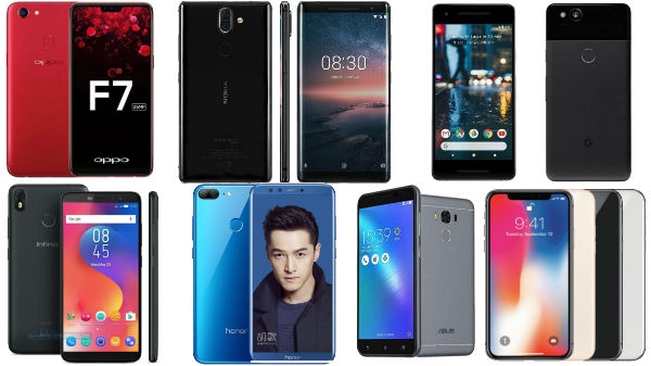 This week's bargain smartphones: Nokia 8 Sirocco, iPhone X and more