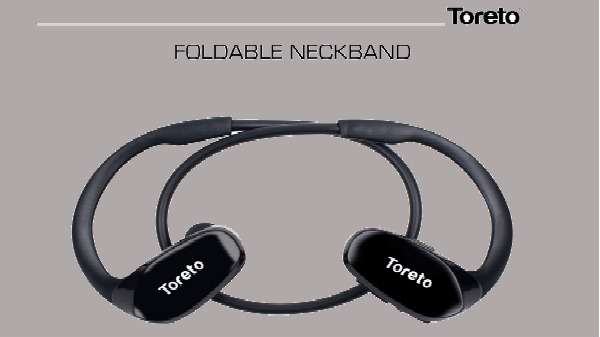 Toreto launches MONOTONE wireless stereo headset