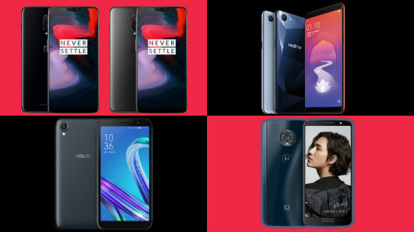 Week 20, 2018 launch round-up: Oneplus 6, Moto 1S, Nokia X6, Realme 1 and more