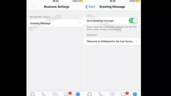 WhatsApp Business for iOS reportedly in works