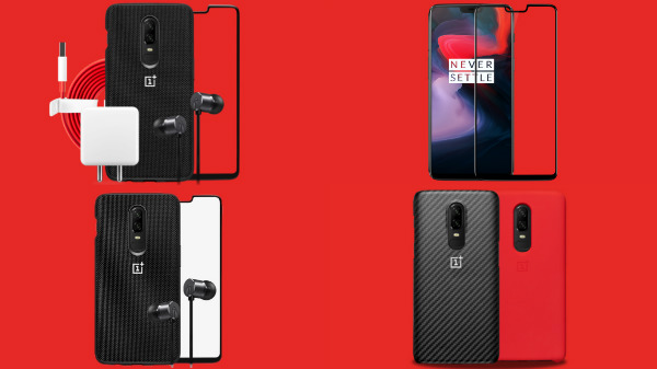 Best OnePlus 6 Accessories to buy in India with Upto 20% discount on price