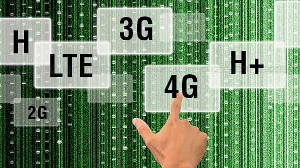 Differences between H+, LTE, 4G and 3G explained here