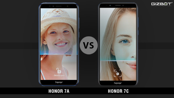 Honor 7A Vs Honor 7C: The tiny differences