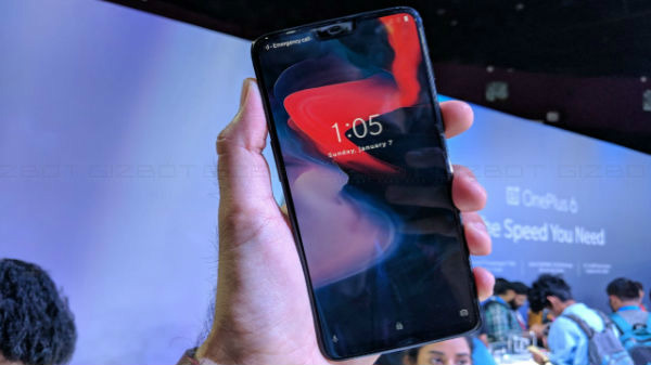 How to disable the notch on OnePlus 6