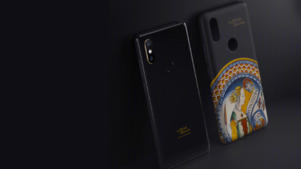 Xiaomi Introduces Mi MIX 2S Art Special Edition Handset