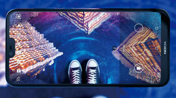 Nokia X6 launch today, teaser highlights iPhone X display style