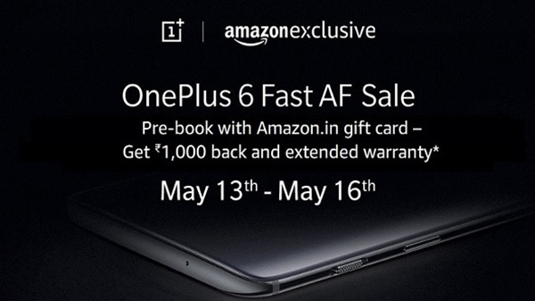 Here's how you can reserve your OnePlus 6 ahead of launch