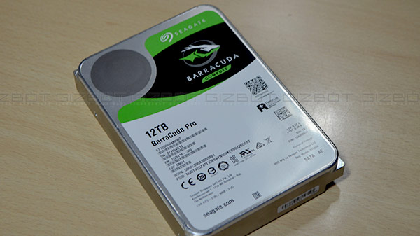 Seagate Barracuda Pro 12TB review