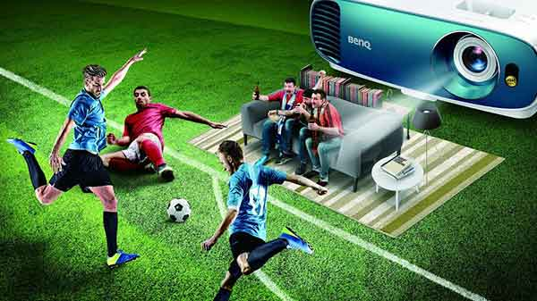 BenQ grabs 29% market share to become no. 1 projector brand in India