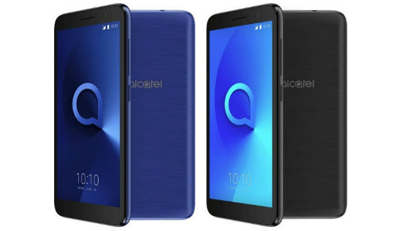 Alcatel 1 to be launched as one of the cheapest Android Go phones