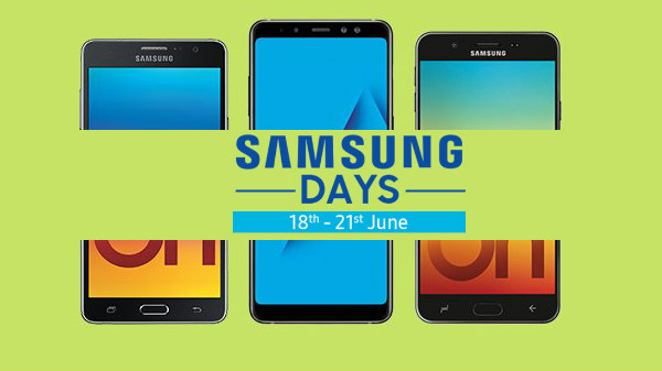 Amazon Samsung Days Sale: Offers on Galaxy Note8, A8 Plus and more