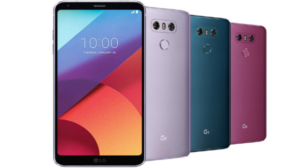 Android Oreo update now available for the LG G6 in the US