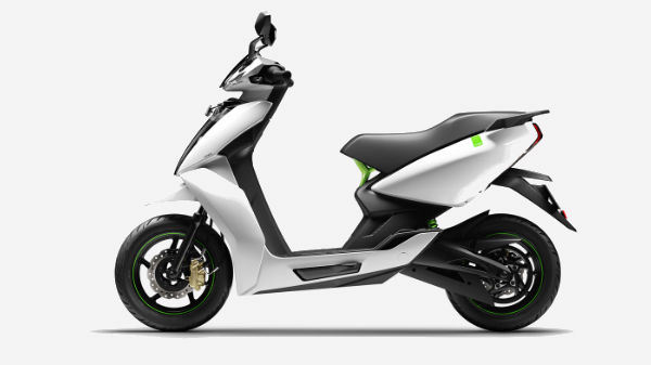 Ather 340 and 450 smart electric scooters launched with reverse gear