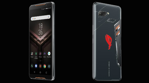 ASUS announces ROG gaming smartphone with GameCool vapor-chamber