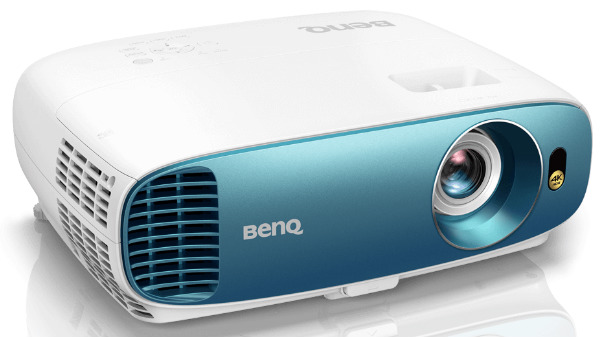BenQ bring 4K quality with its TK800 Sports Projector