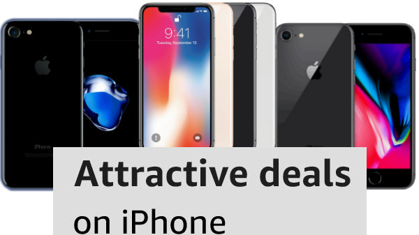 iPhone FEST: Best deals on iPhones available on Amazon right now