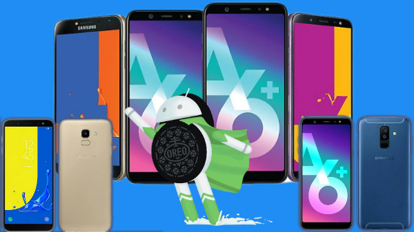 Best Samsung Smartphones with Android 8.0 Oreo Available in India