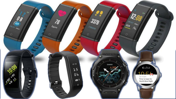 Discount and No cost EMI offers on smartwatches and Wearables