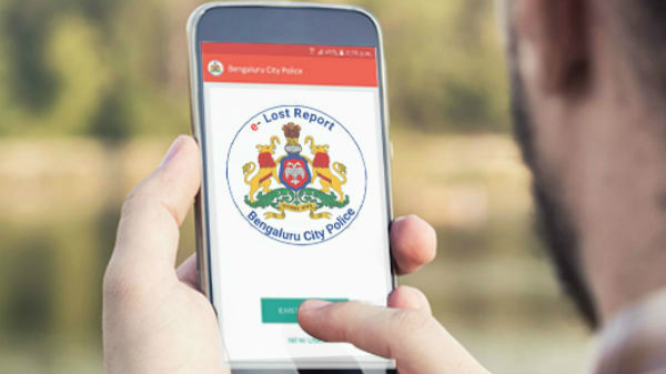 Download e-Lost Report app to report loss of phone, documents and more