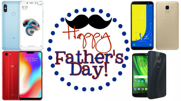 Father's Day 2018 gift ideas: Best budgets smartphones to consider