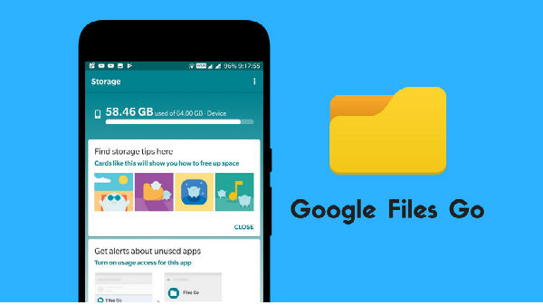 Google Files Go gets new update