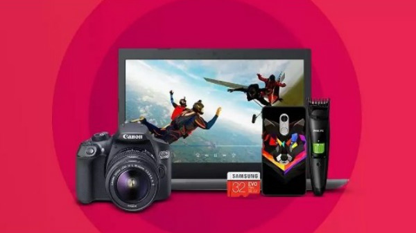 Flipkart Grand Gadget Day Sale starts on 24th to 26th July