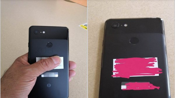 Pixel 3 XL Leaks Confirms Unwanted Design