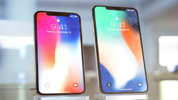 How to register two Face IDs on the iPhone X?