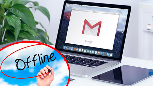 How to use Gmail offline?