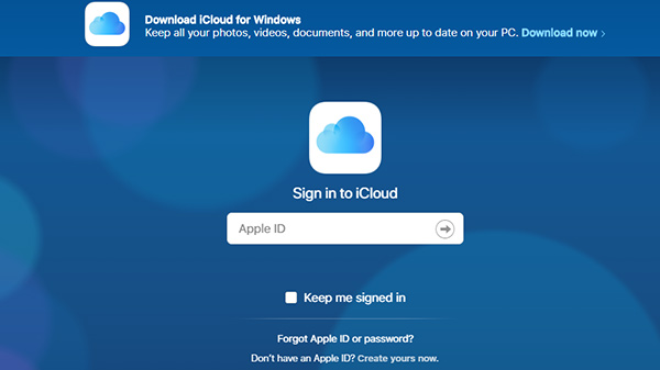How to use the iMessage in iCloud