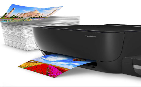 HP launches Ink Tank Wireless printers in India
