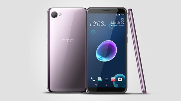 HTC Desire 12, Desire 12+ launched in India starting from Rs 15,800