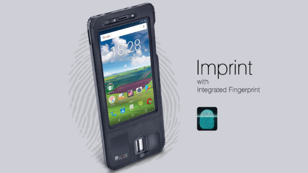 iBall launched Imprint 4G tablet in India with fingerprint sensor