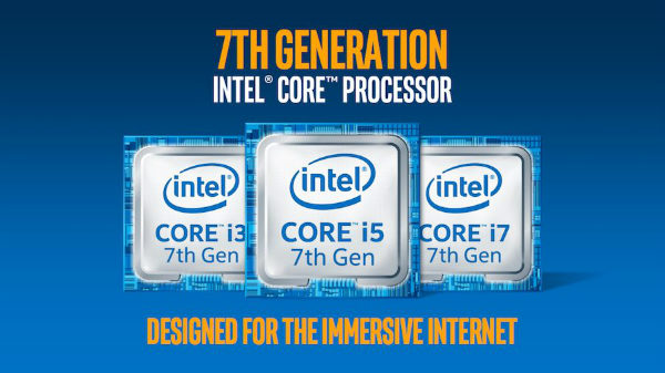 Intel Core i7-7700 Vs i7-7700HQ Vs i7-7700K Why are they different