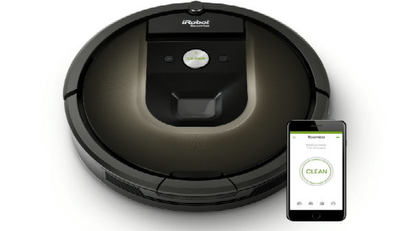 iRobot Roomba 980 will clean your home effortlessly