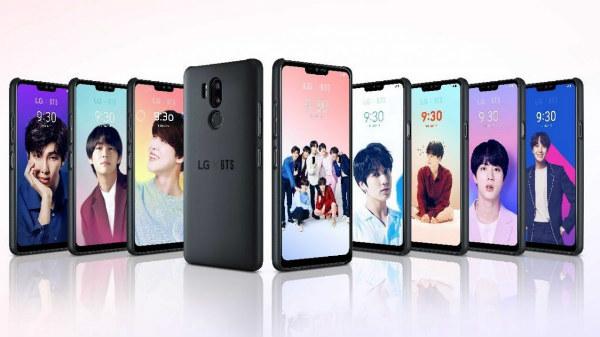 bts lg g7 thinq price in india