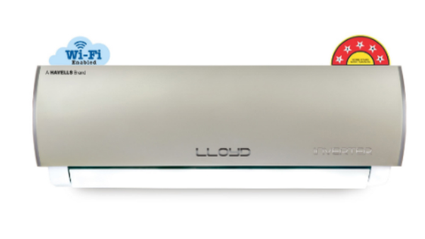Lloyd launches the smart Wi-Fi inverter split AC