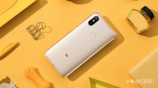 Mi 6X with 32 GB storage officially launched for Rs 14,000