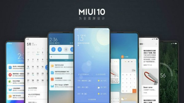 MIUI 10 global beta now available for Redmi Note 5 Pro, Mi MAX 2/2S, and Mi 6