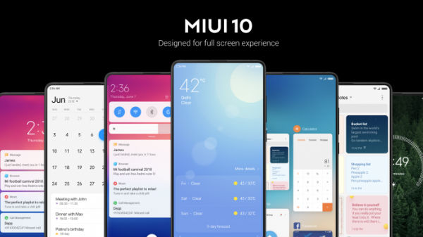 MIUI 10 introduces in-camera Paytm QR code scanning and more in