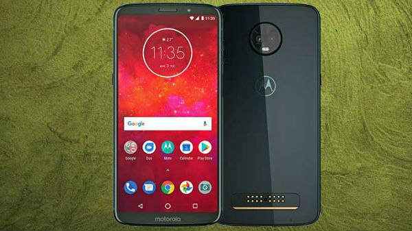 Motorola Z3 Play launched features Dual-camera setup
