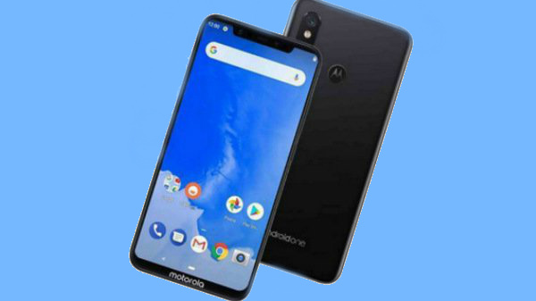 Motorola One Power spotted on 3C certification database