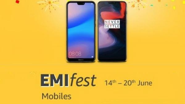 No Cost EMI offers on best smartphones