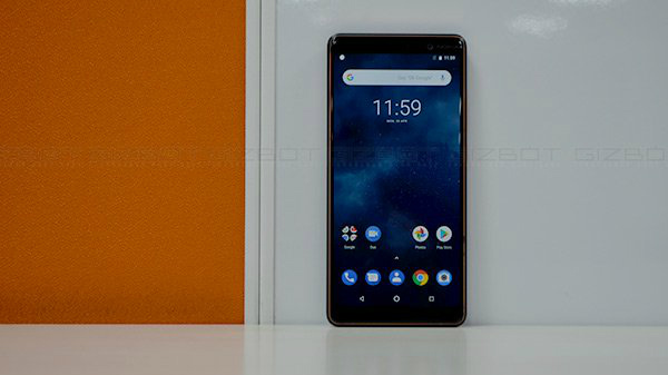 Nokia 7 Plus running Android P beta receives corrupted OTA update