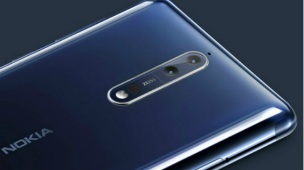 Nokia 8 gets Pro Camera mode via an update
