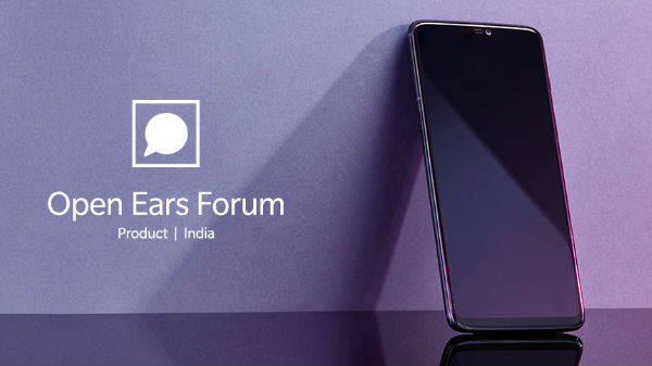 OnePlus announces 'Open Ears' community event in India