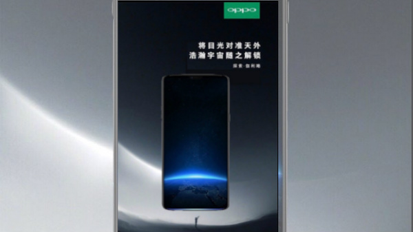 Oppo Find X official render and full specifications emerge online