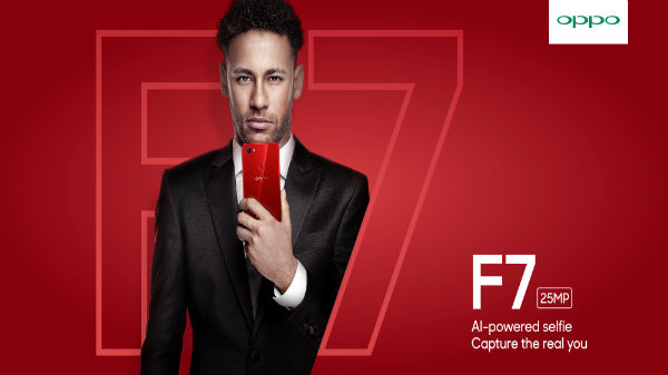 OPPO partners with Brazilian Footballer Neymar: FIFA World Cup 2018