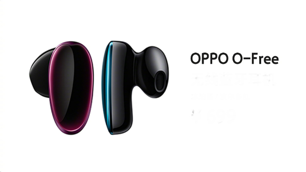Oppo O-Free Wireless Earbuds launched for Rs 7,000